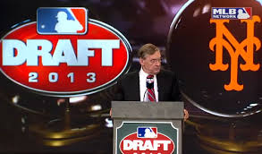 What name will Bud Selig call for the Mets on June 5th?