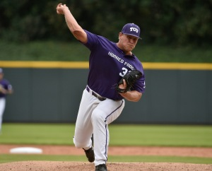 TCU Baseball: Purple vs White