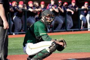 NCAA BASEBALL: MAY 01 - UIC at Wright State